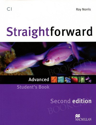 Straightforward 2nd ed. Advanced Student's Book (bez kodu)
