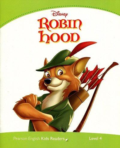 Robin Hood. Poziom 4 (800 słów)