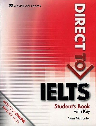 Direct IELTS SB + key & Webcode