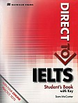 Direct IELTS SB + key & Webcode