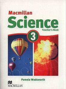 Macmillan Science 3 książka nauczyciela