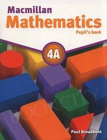 Macmillan Mathematics 4 podręcznik