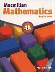 Macmillan Mathematics 4 Książka ucznia 4A + eBook