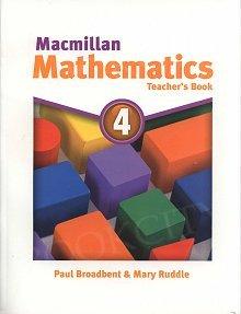 Macmillan Mathematics 4 Książka nauczyciela