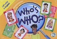 Who's who? Gra Językowa Gra językowa z polską instrukcją i suplementem