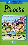 Pinocho Książka+CD