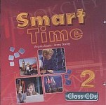 Smart Time 2 Class Audio CDs (set of 4) + Workbook Audio CDs (set of 2)