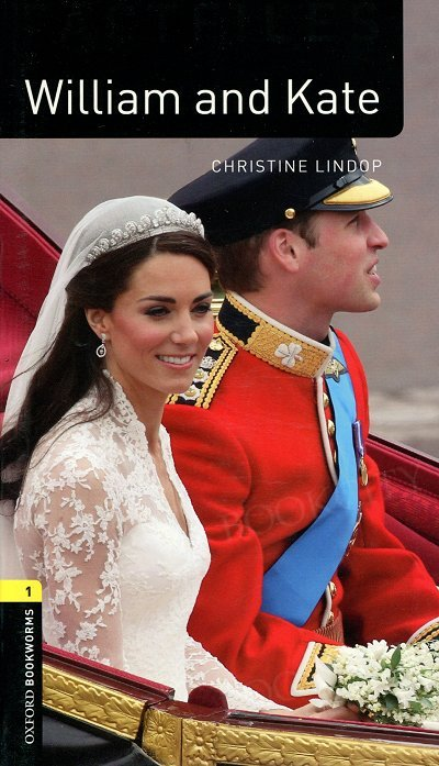 William and Kate Book