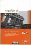 studio d B2 Band 1 Miitelstufe. Unterrichtsvorbereitung mit Kopiervorlagen und Tests (dla nauczyciela)