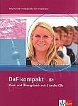 DaF kompakt B1 Kurs- und Ubungsbuch mit 2 Audio-CDs