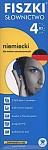 Fiszki Niemieckie PREMIUM. Słownictwo 4 Fiszki + program + mp3 online