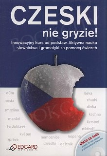Czeski nie gryzie Książka + CD