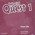 World Quest 1 Class CD