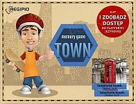 Memory Game - Town (w pudełku)