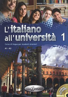 L'italiano all'universita 1 A1-A2 podręcznik