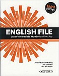English File Upper Intermediate (3rd Edition) (2014) Workbook without key