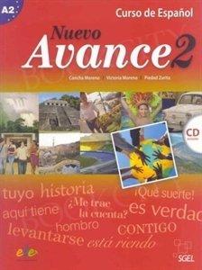 Nuevo Avance 2 podręcznik