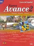 Nuevo Avance 2 Podręcznik + CD