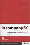 In Company 3.0 Intermediate książka nauczyciela