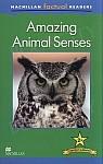 Amazing Animal Senses Level 2 Book