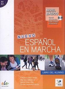 Nuevo Espanol en marcha Basico A1+A2 podręcznik