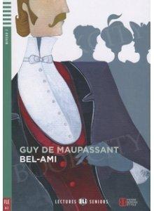 Bel-Ami książka+CD