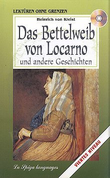 Das Bettelweib von Locarno (poziom B1-B2) Książka+CD