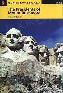 Presidents of Mount Rushmore Book plus MP3