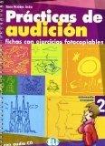 Prácticas de audición 2 Książka + CD