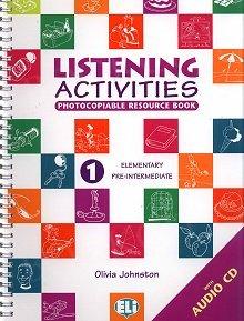 Listening activities 1 Książka + CD