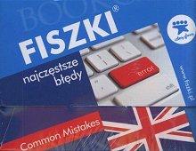 Najczęstsze błędy Fiszki + mp3 online