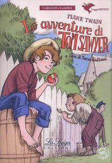 Le avventure di Tom Sawyer (poziom B2) Książka+audio mp3 online