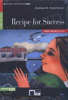 Recipe for Succes (poziom B1.1) Book+CD