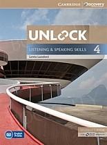 Unlock: Listening and Speaking Skills 4 podręcznik