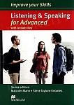 Improve your Skills for Advanced Listening & Speaking Skills Książka ucznia (z kluczem)
