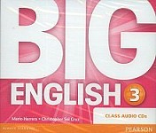 Big English 3 Class CD