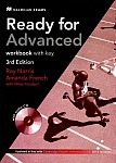 Ready for Advanced Zeszyt ćwiczeń (z kluczem) + audio CD