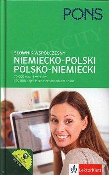 Słownik współczesny niemiecko-polski, polsko-niemiecki