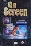 On Screen Intermediate B1+/B2 Student's Pack (Student's Book wersja niewieloletnia + i-eBook)