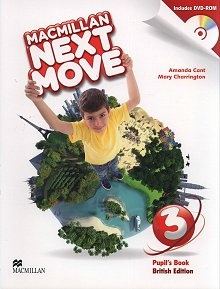 Macmillan Next Move 3 podręcznik