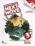 Macmillan Next Move 3 Książka ucznia + DVD-ROM