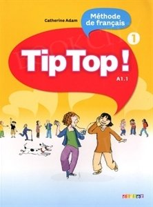 Tip Top 1 A1.1 podręcznik