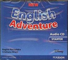 New English Adventure Starter Audio CD (3 CD)