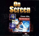 On Screen Upper-Intermediate B2+ Class Audio CDs (set of 3)