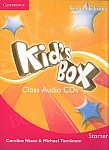 Kid's Box Starter (Updated 2nd Ed) Class Audio CDs (2)