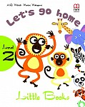 Let's go home Book with CD