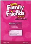 Family and Friends Starter (2nd edition) Teacher's Pack(MultiRom&CD)