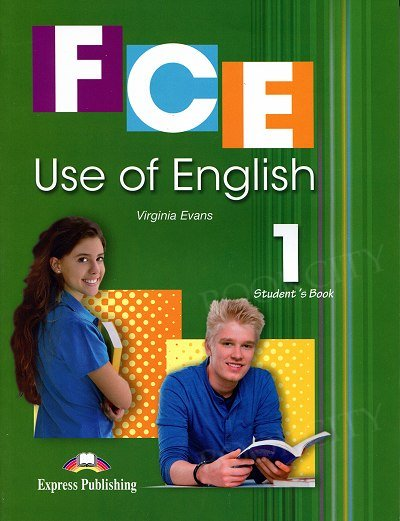 FCE Use of English 1 Student's Book + kod DigiBook