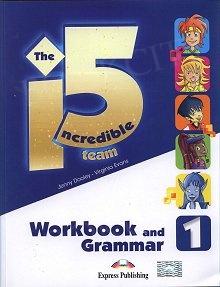 The Incredible 5 Team 1 Workbook & Grammar + DigiBook