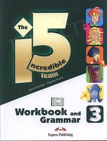 The Incredible 5 Team 3 ćwiczenia